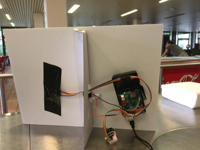 RFID Arduino module