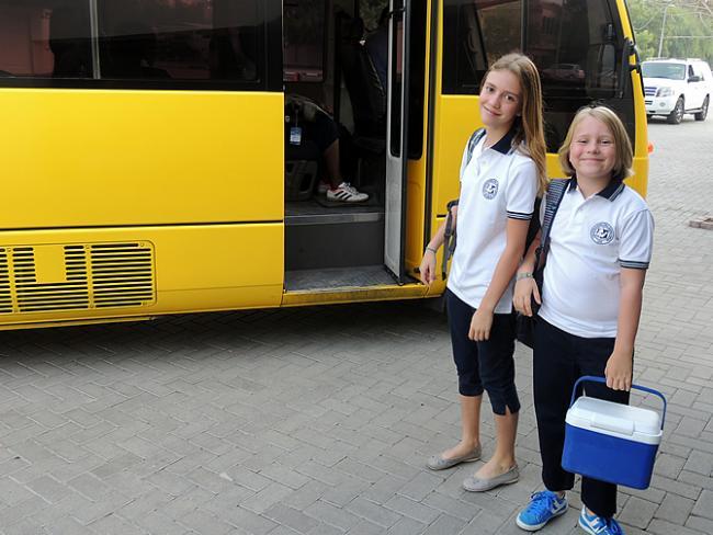LFIGP schoolbus