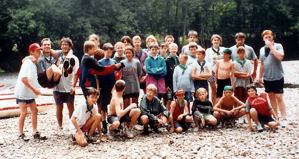 Speelpleinwerking Tienen 1993