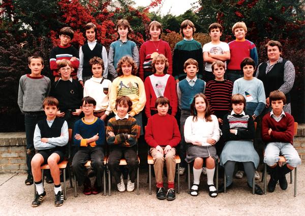KNT 1984, 6de leerjaar