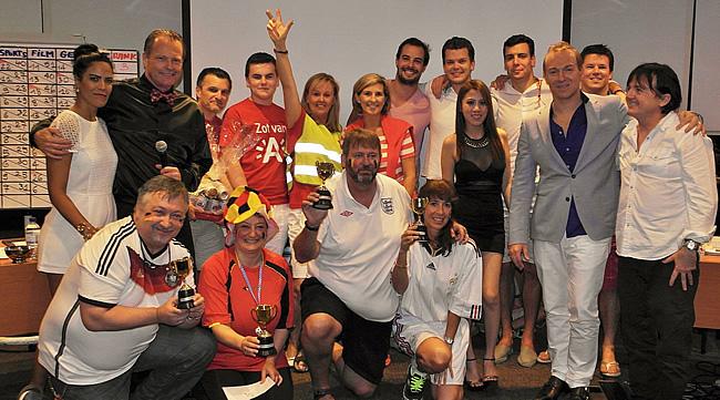 Winnaars 2014 editie