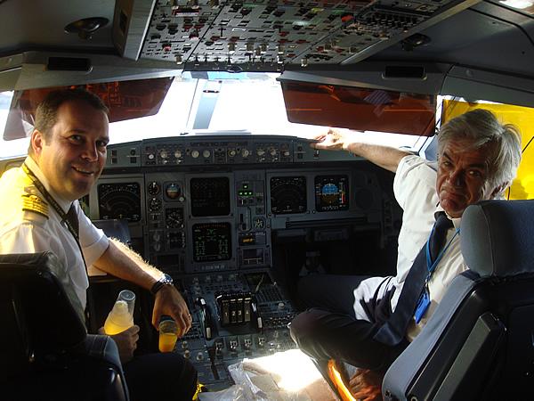 LAX-CDG op A340 met Air Tahiti Nui