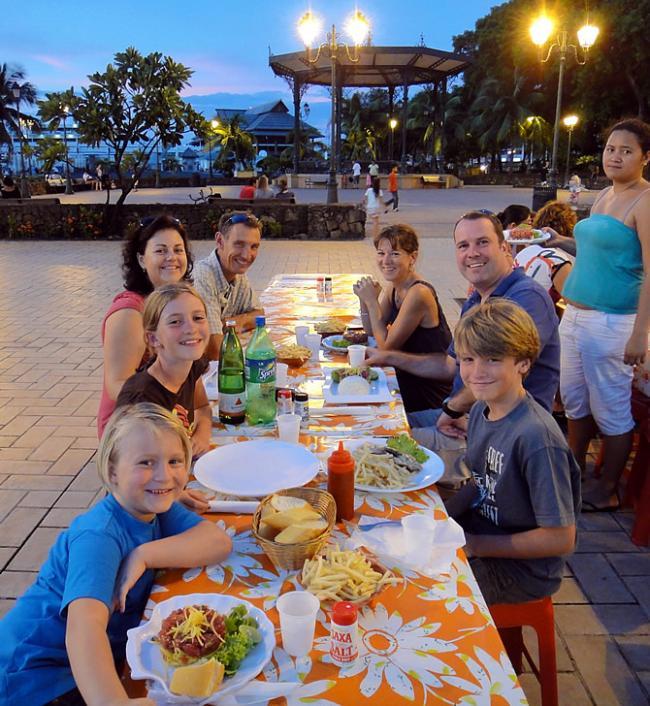 La Roulotten Place Vaite, Papeete, Tahiti