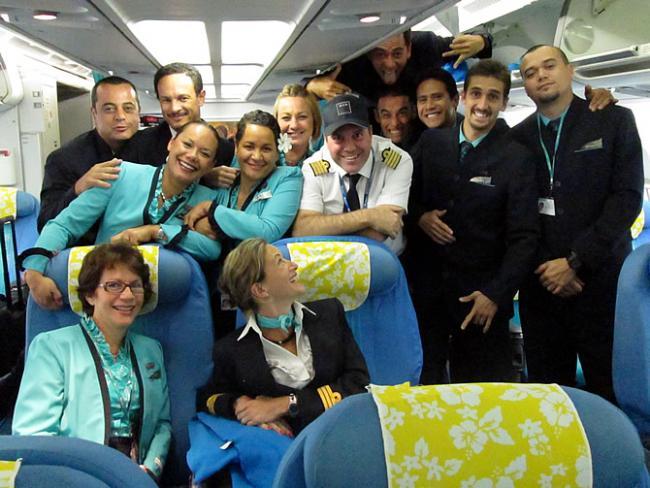 ATN bemanning in Parijs CDG