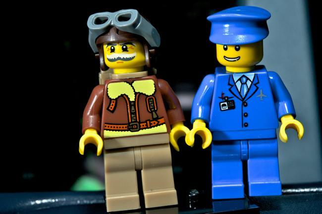Lego Aviators