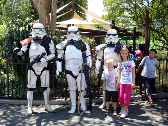 Star Wars Days Legoland