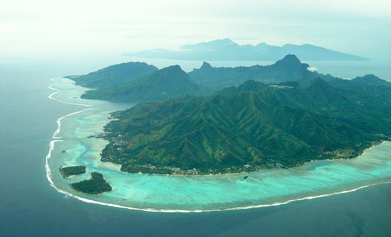 Moorea-Tahiti