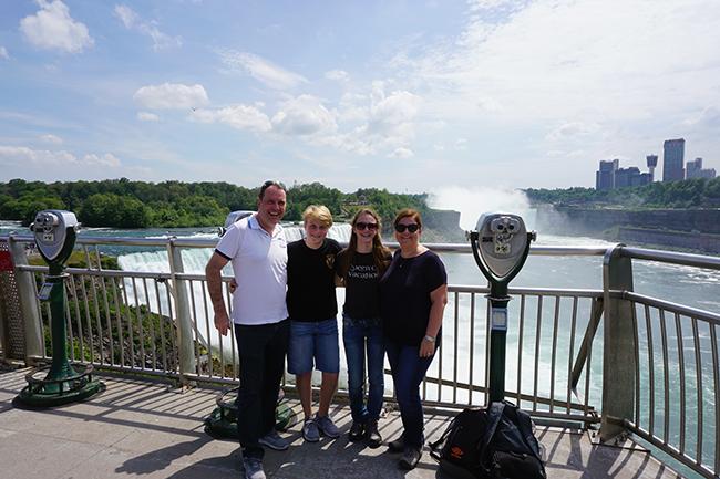 Niagara Falls USA