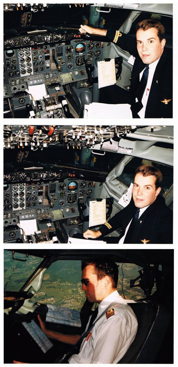 Sabena Boeing B737-200