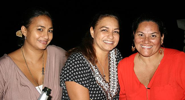 Mina, Véronique et Terava