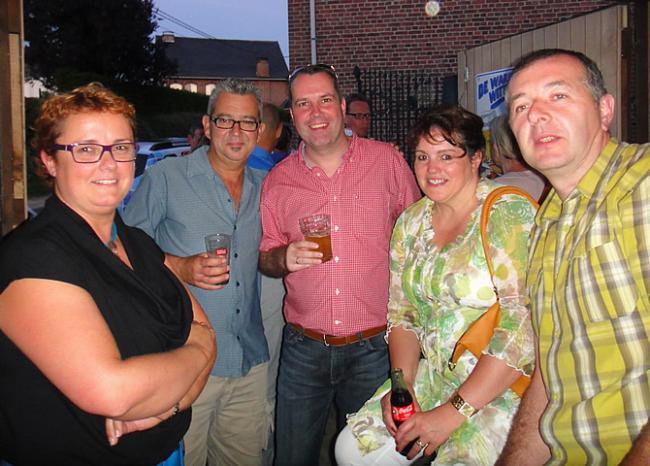 Verrassingsfeestje Bij Fippe in Hakendover