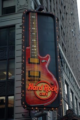 Hardrock Café Times Square