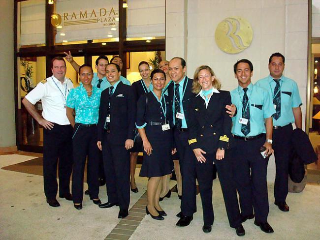 Ramada hotel Nouméa