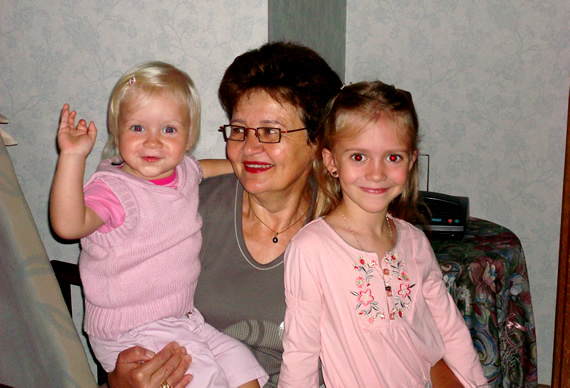Roos, Magda en Sara