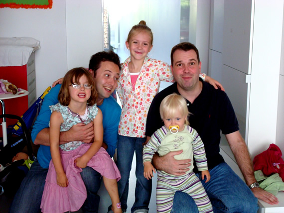 Bij de familie Stuyck