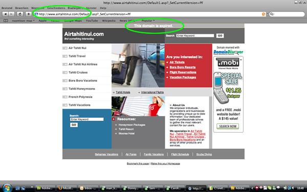 airtahitinui.com expired