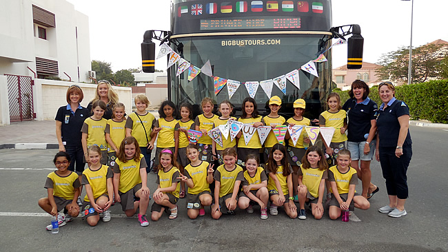 Big Bus Tour met Al Safa Brownies in Dubai