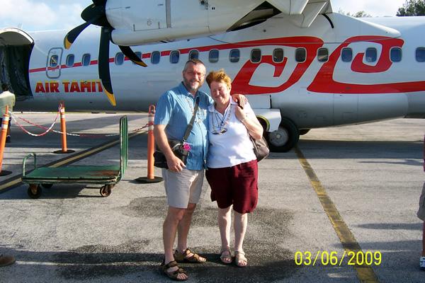 Air Tahiti Bora Bora