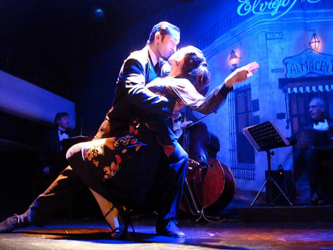 Tango Almacen Buenos AIres