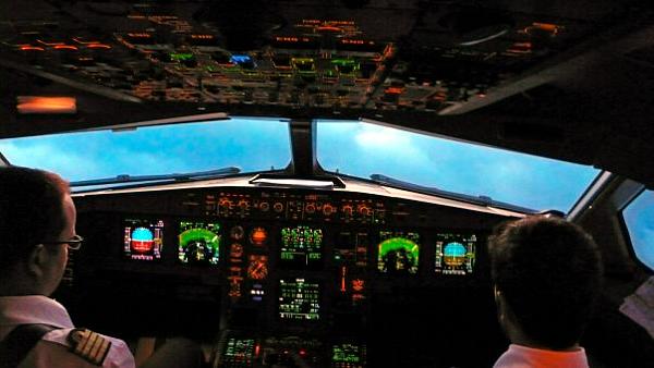 ATN Cockpit by Pierre Lesage