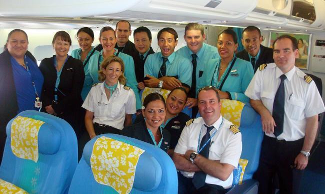 TN101 crew ATN