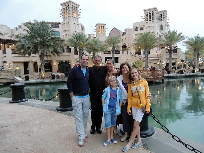 Madinat Souk in Jumeirah