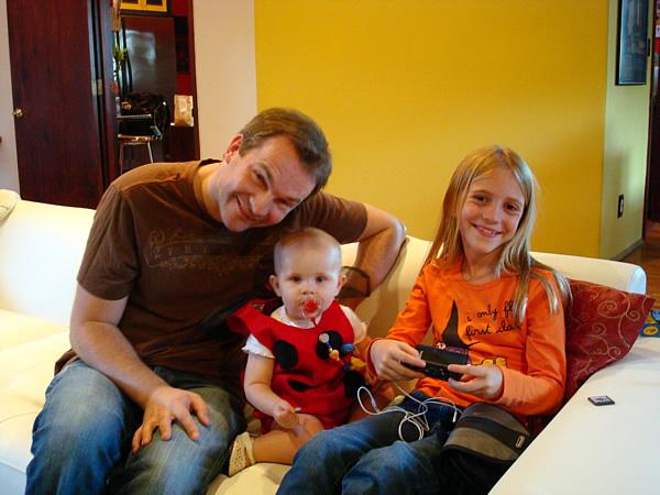 Marcus, Lily en Sara