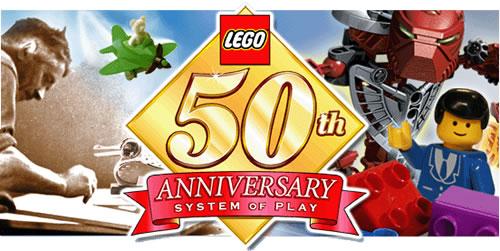 50 jaar lego LEGO bestaat 50 jaar | Het expat leven van de Ottenbourg familie 50 jaar lego