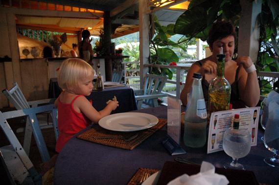Restaurant Le Sud Moorea