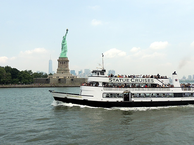 Statue of Liberty Cruises NY