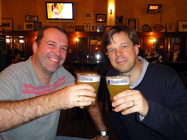 "Belgian Beer Café ""Occidental"", Auckland"