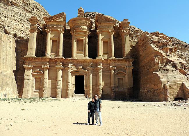 The Monastery (Petra)
