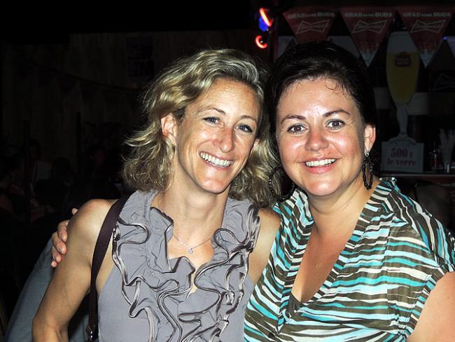 Agnès en Kristel