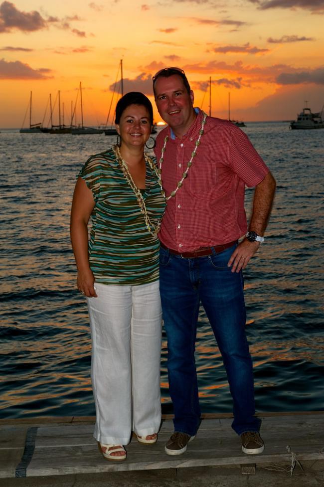 Kristel en Jan