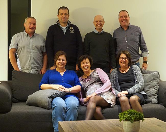 TDLM groepsfoto
