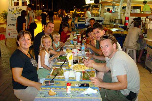 Vlaanderen Vakantieland In Tahiti