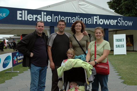 Ellerslie International Flower Show