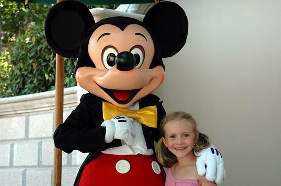 Sara en Mickey