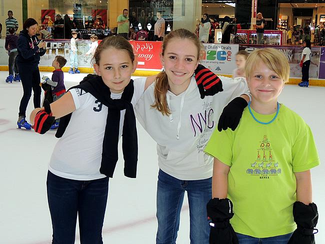 Belgian Club ijsschaatsen