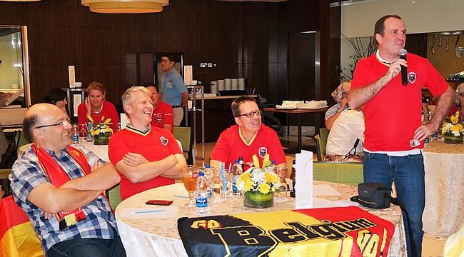 Kwisavond Belgian Club Dubai