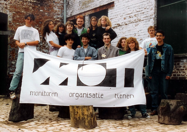 Monitorenweekend 1992