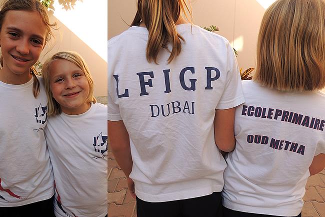 Sporten in Dubai