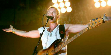 Sting / The Police