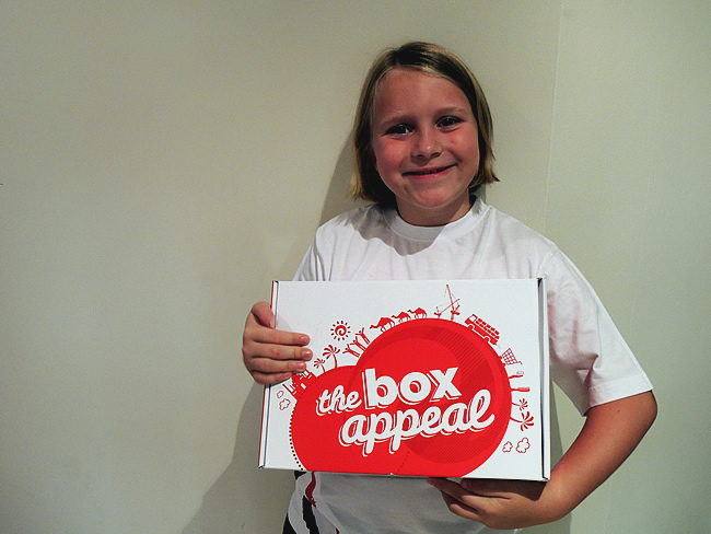 The Box Appeal in UAE