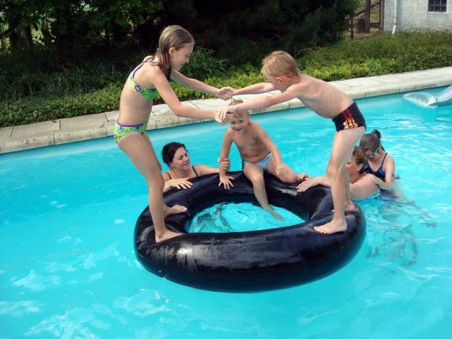 Zwembad Bekkevoort